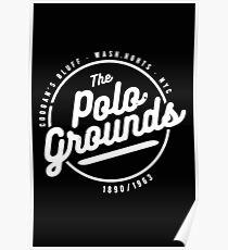 Polo Grounds New York Poster