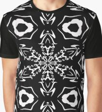 Black and White #9 by Julie Everhart Graphic T-Shirt