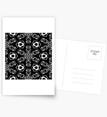 Black and White #9 by Julie Everhart Postcards