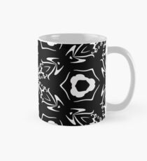 Black and White #9 by Julie Everhart Classic Mug