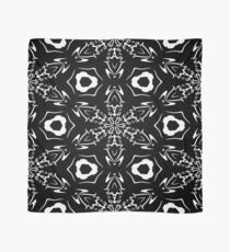 Black and White #9 by Julie Everhart Scarf