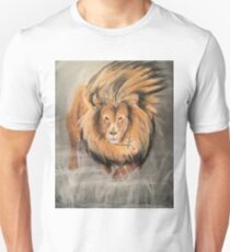 Roaring Like A Lion T-Shirt