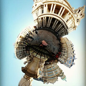 Small Planets - St Pauls London by TommyOne