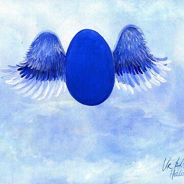 Halo angel egg by veerapfaffli