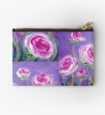 Pink Roses Studio Pouch