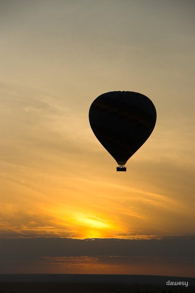 Floating High by dawesy