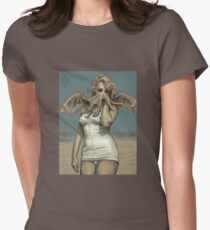 """""""Call of Cthulyn, 2014""""  Women's Fitted T-Shirt"""