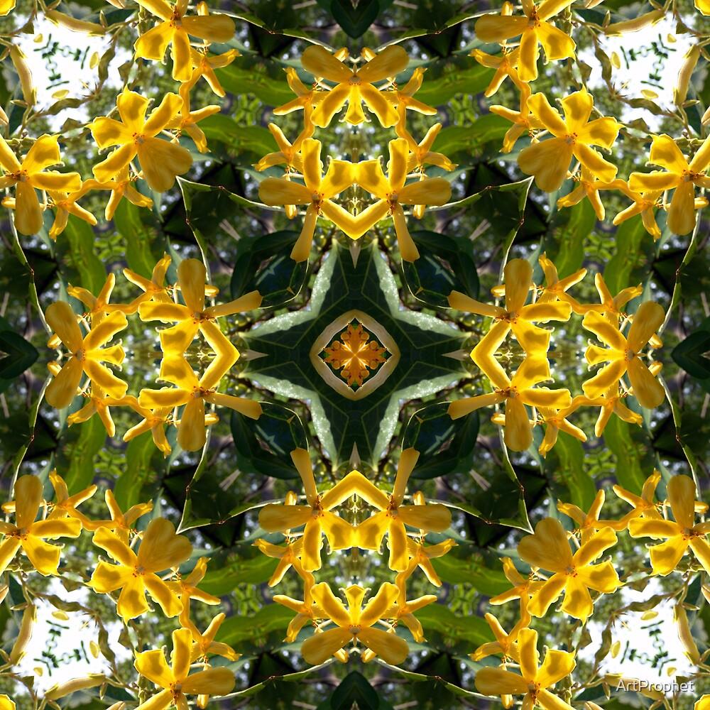 Green Cross by ArtProphet