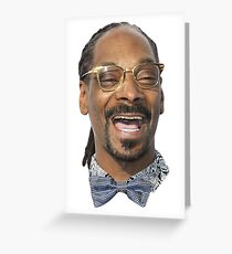 Professor Dogg Greeting Card
