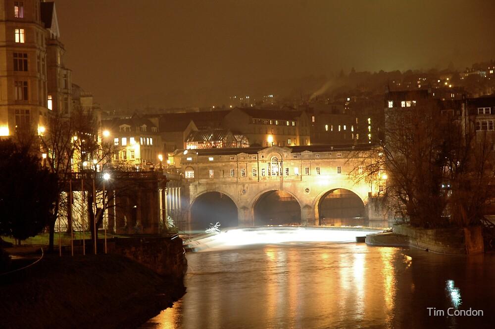 Spotlight in Bath by Tim Condon