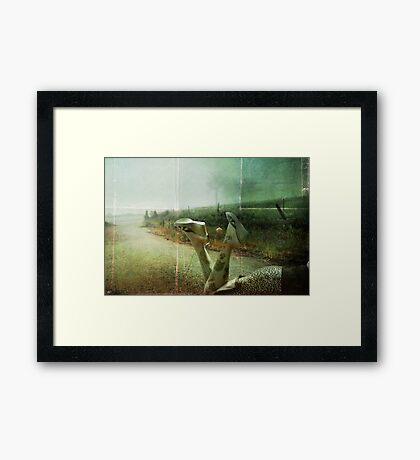 Landscape #1 Framed Print