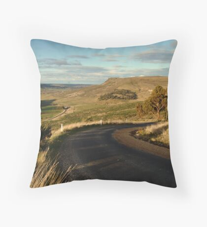 The Bluff Rowsely Throw Pillow
