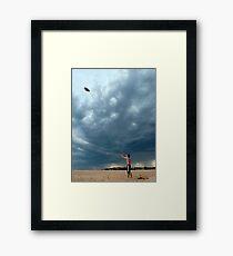 Kite Framed Print