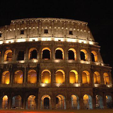 Colosseum by tiggatim