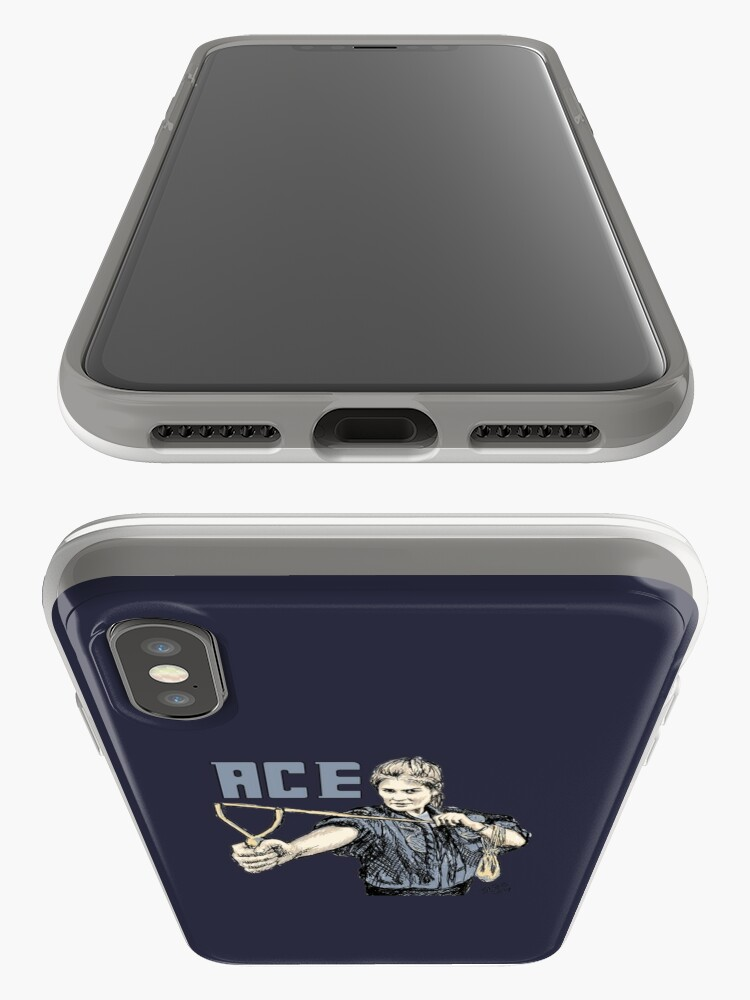 """Alternate view of """"Ace, 2014""""  iPhone Case & Cover"""