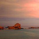 Headland Sunset  by JAS095
