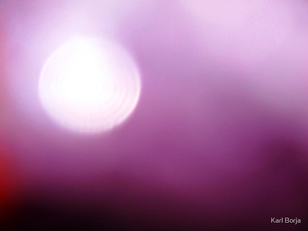 Purple Shade by Karl Borja
