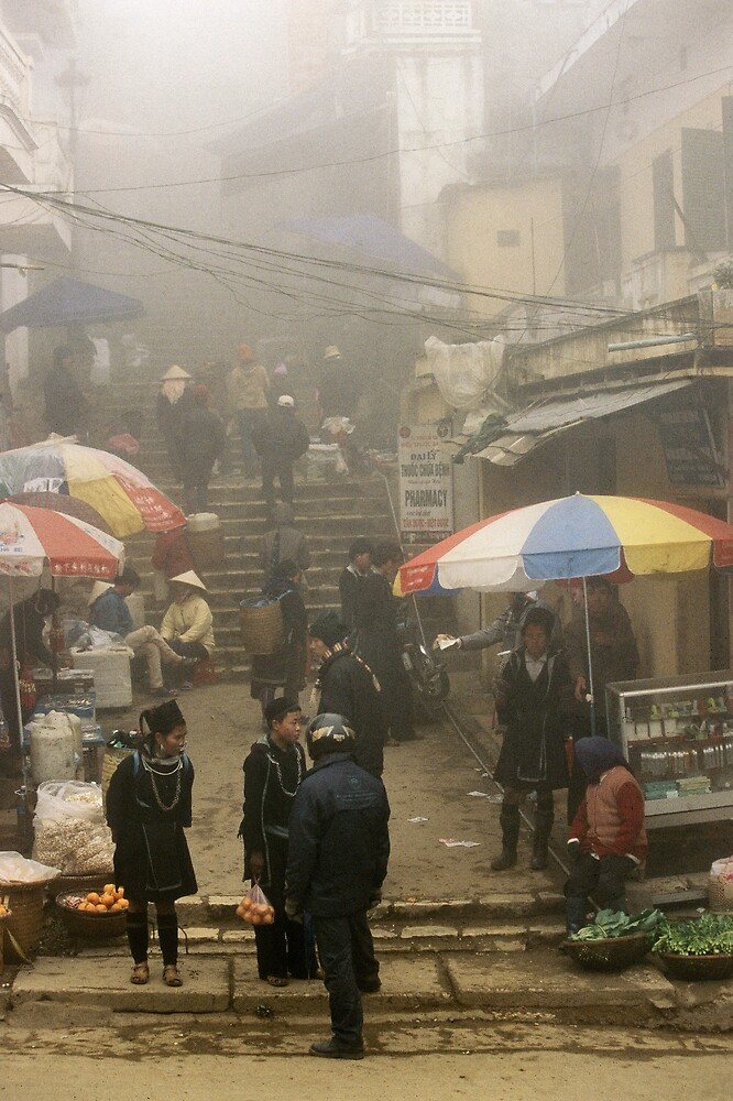 Sapa fog by Anthony Begovic
