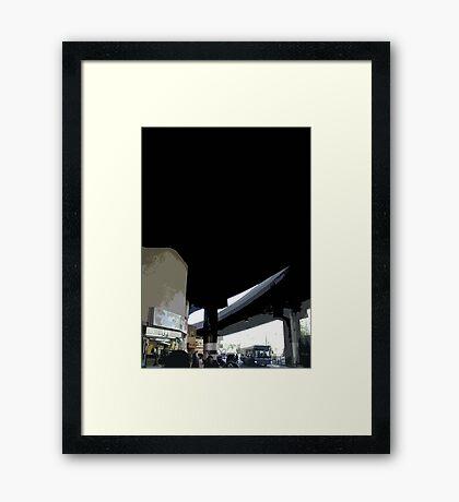 underbridge Framed Print