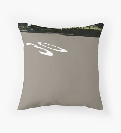 30 Throw Pillow