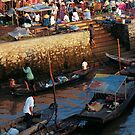 Mekong Delta cho by Anthony Begovic