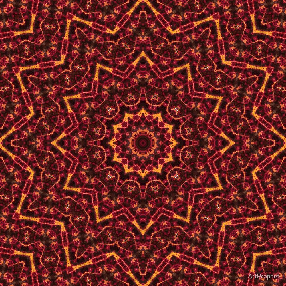 Middle-Eastern Red Carpet by ArtProphet