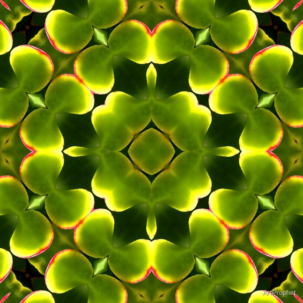 Lucky Leaf by ArtProphet