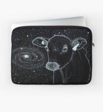 Galaktische Kuh Laptoptasche