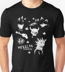 Mexican Funeral Slim Fit T-Shirt