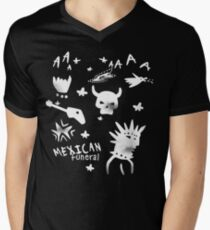 Mexican Funeral Men's V-Neck T-Shirt