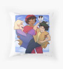 Word Up! Throw Pillow