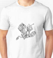 Retro Killer Robot Unisex T-Shirt
