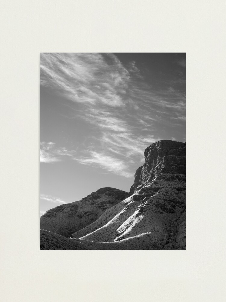 Alternate view of Bluff Knoll Photographic Print