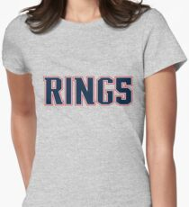 RING5 (Red/White/Navy) T-Shirt