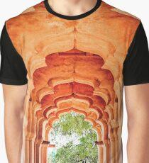 Lotus Mahal Graphic T-Shirt