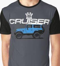 FJ40 Cruiser  Graphic T-Shirt