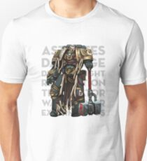 Camiseta unisex CODEX SPLATTER 14