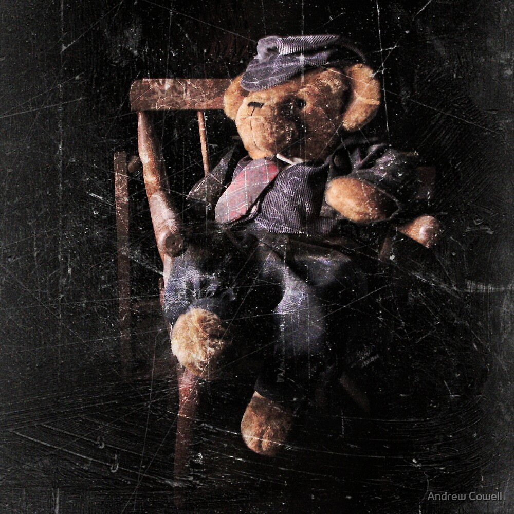 grandpa bear by Andrew Cowell