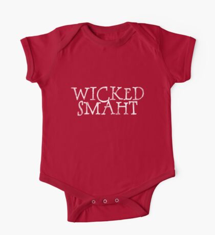 Wicked Smaht Kids Clothes