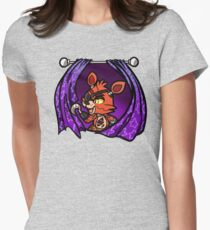 Foxy Five nights at freddy Women's Fitted T-Shirt
