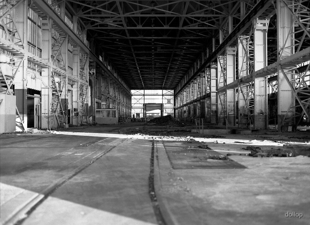 Bay View Shipyard by dollop