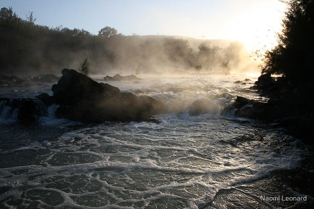 Waterfall by Naomi Leonard