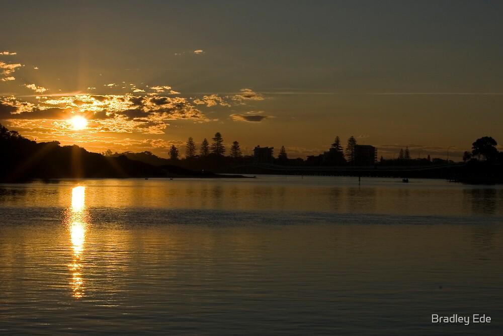 Forster Sunset_1 by Bradley Ede