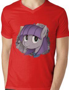 Stone & a Pone Mens V-Neck T-Shirt