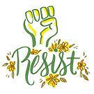 Resist by Stevie Driscoll