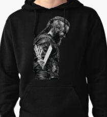 KING RAGNAR LOTHBROK - VIKINGS Pullover Hoodie
