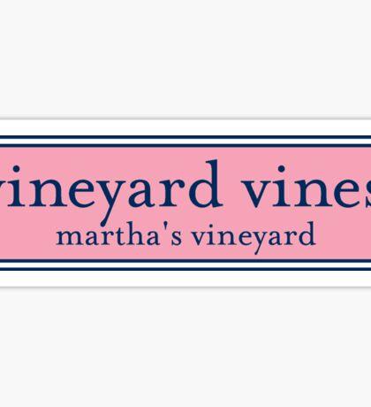 Vineyard vines sticker Sticker