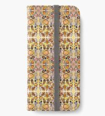 Fruit Out the Wazoot: Psychedelic Kaleidoscope iPhone Wallet/Case/Skin