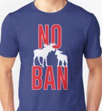 No Moose-Lamb Ban T-Shirt
