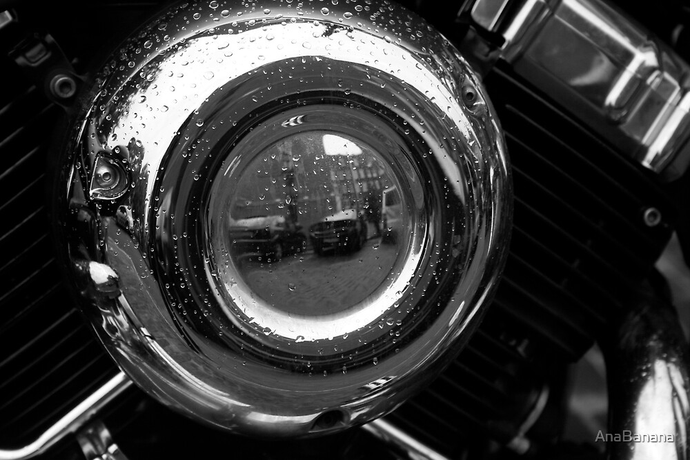 moto bike by AnaBanana
